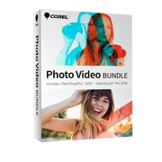Corel Photo Video Suite 2019 for 1 User, Windows, Download (ESDPVS2019ML)