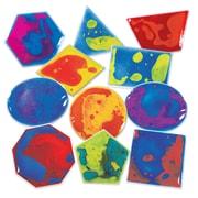 Roylco Splash Pads, Geometric, 10/pk (R-59637)