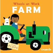 Wheels At Work, Farm, Board book (9781786280824)