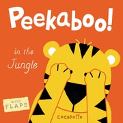 Peekaboo! in the Jungle! Board Book (9781846438660)