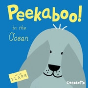 Peekaboo! in the Ocean, Board book (9781846438677)