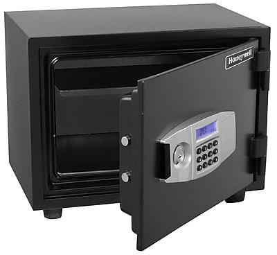 Honeywell 0.61 cu.ft. Digital Lock Water Resistant Fire Safe (2113)