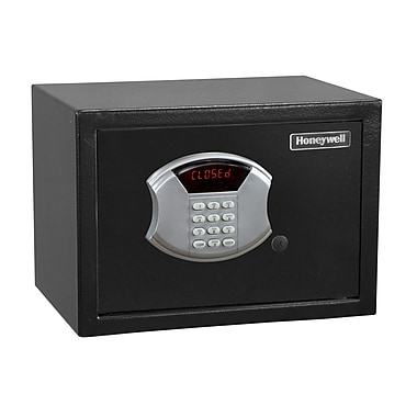 Honeywell 0.5 cu.ft. Digital Lock & LED Display Security Safe