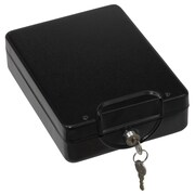 Honeywell 58 cu.ft. Key Lock Travel Security Box