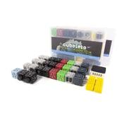 Cubelets ® Robot Blocks Mini Makers Educator Pack, Set Of 54 Individual Cubelets, (855165004420)