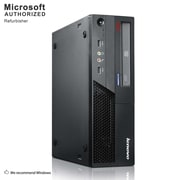 Lenovo ThinkCentre M58 Small Form Factor Refurbished Desktop Computer, Intel Core 2 Duo E8400, 4G, 250G HDD