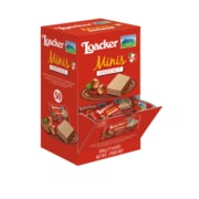 Loacker Classic Mini Snack, .35 Ounce, Hazelnut, Pack of 50 (ALR15393)