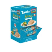 Loacker Classic Mini Snack, Vanilla .35 Ounce, Pack of 50 (ALR18231)