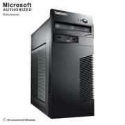 Lenovo ThinkCentre M72E Tower Refurbished Desktop Computer, Intel® Core™ i3-3220, 8GB Memory, 360G SSD (S18VFTLEDT02P11)