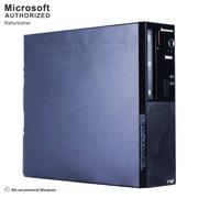 Lenovo ThinkCentre E73 Desktop Computer, Intel Core i5-4590, 16G DDR3, 360GB SSD, SFF, Refurbished