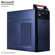 Lenovo ThinkCentre E73 Desktop Computer, Intel Core i5-4570S, 8GB DDR3, 360GB SSD, Tower, Refurbished (S18VFTLEDT02P54)