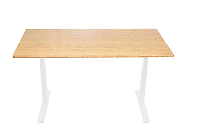 Uncaged Ergonomics RISE UP Electric Adjustable Height Standing Desk Frame Office Desk (RUWB)