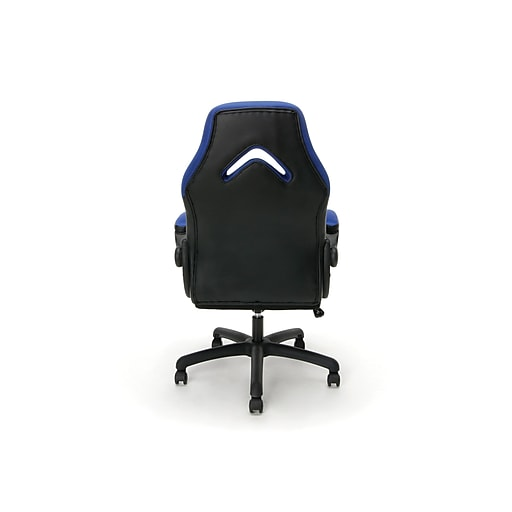 Ofm Gaming Chair Blue Staples