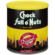 Chock full o' Nuts® Original Roast Ground Coffee, Regular, 30.5 oz. Can
