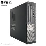Dell Optiplex 390, S18VFTDEDT00P30, Desktop, CI3 2100 3.1G, 240G SSD, Refurbished