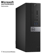 Dell Optiplex 7040, S18VFTDEDT00P42, Small Form Factor, CI5 6500 3.2G, 360G SSD, Refurbished