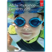 Adobe Photoshop Elements 2019 for 1 User, Mac, Download (65295993)