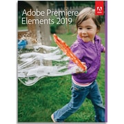 Adobe Premiere Elements 2019 for 1 User, Mac, Download (65296023)
