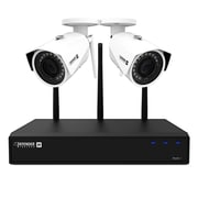 Defender 2K (4MP) Wireless Surveillance Security System with 2 HD Cameras (W2K1T4B2)