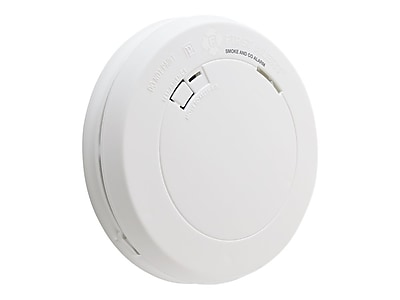 First Alert Battery-Powered Photoelectric Smoke and Carbon Monoxide Detector (PRC710)