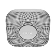 Nest Protect AC 120V Powered with Battery Backup Smoke and Carbon Monoxide Detector (4522152)