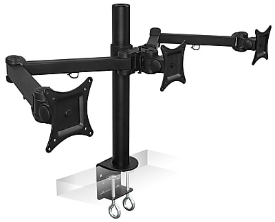 Mount-It! Full-Motion Triple Monitor Desk Mount for 13