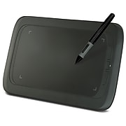 Turcom TS-690 Graphic Tablet Drawing Tablet and Pen/Stylus, 9x6 Inch Screen, Black