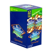 BLUE DIAMOND Almonds Whole Natural, 1.5 oz, 12 Count (209-02634)