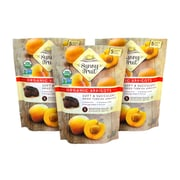 SUNNY FRUIT Organic Dried Turkish Apricots, 8.8 oz, 3 Pack (220-00805)