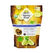 Sunny Fruit Organic Dried Mulberries, 8.8 oz., 3/Pack (220-00809)