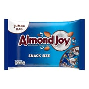 Almond Joy Snack Size Candy Bars, 20.1 Oz., 2/Pack (246-00348)