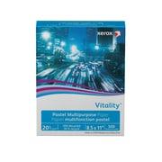 "Xerox® Vitality® Pastel Multipurpose Paper, 20 lb., Goldenrod, 8.5""x11"", Ream (3R11055)"