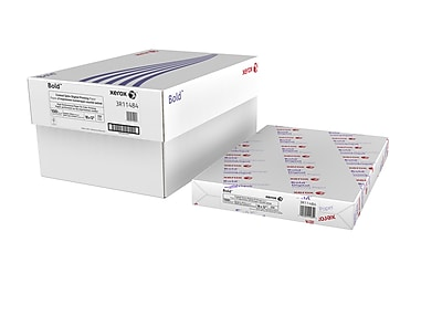 Xerox® Bold Digital™ Coated Satin Printing Paper, 100 lb. Cover, 94 Bright, 18