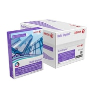 "Xerox® Bold Digital™ Printing Paper, 24 lb. Text, 98 Bright, 8.5""x11"", Carton (3R11540)"