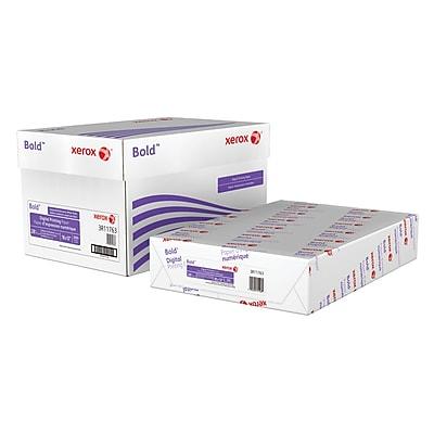 Xerox® Bold Digital™ Printing Paper, 28 lb. Text, 100 Bright, 18