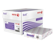 "Xerox® Bold Digital™ Printing Paper, 80 lb. Cover, 100 Bright, 8.5""x11"", Carton (3R11770)"