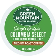 Green Mountain® Colombian Fair Trade Select Coffee, Keurig® K-Cup® Pods, Medium Roast, 24/Box (6003)
