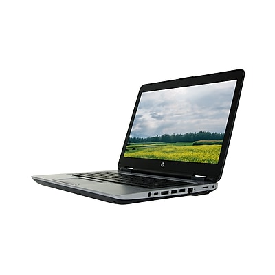 "HP® 640 G2 14"" Refurbished Laptop, Intel Core i5-6300U 2.4GHz Processor, 8GB Memory, 128GB SSD"