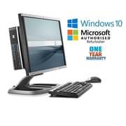 "HP Elite 8300 Ultra Small Form Factor Desktop, Intel Core i5-3470S 2.9Ghz Processor, 22"" LCD Monitor, Refurbished"