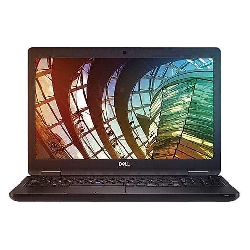 Dell Latitude 5591 XX14F Notebook, Intel Core i5-8400H, 256GB SSD, 8GB RAM,  Windows 10 Pro, Intel UHD Graphics 630