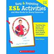 Easy & Engaging ESL Activities and Mini-Books for Every Classroom (SC-0439153913)