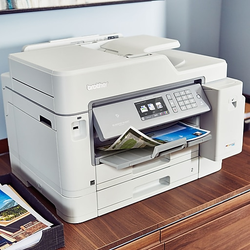 Brother MFC-J5945DW INKvestment Tank Color Inkjet All-in-One Printer with  Up to 1-Year of Ink In-box