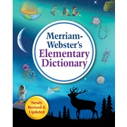 Merriam-Webster's Elementary Dictionary (MER745-6)