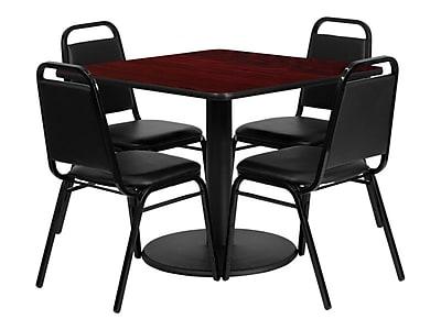 Flash Furniture Table Set, 36