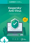 Kaspersky Anti-Virus for 3 Users, 1 Year, Windows, Download (KL1171ADCFS-USO)