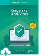 Kaspersky Anti-Virus for 1 User, 1 Year, Windows, Download (KL1171ADAFS-USO)