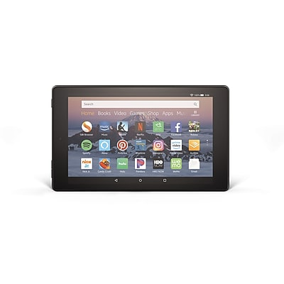 Amazon Fire HD 8 Tablet, Hands-Free with Alexa, 8