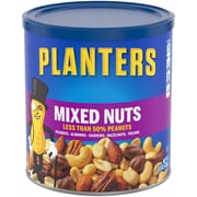 Planters Mixed Nuts, 15 oz. Canister (GEN001670)