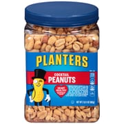Planters Cocktail Peanuts, 35 oz. Jar (07615)