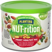 Planters NUT-rition Heart Healthy Mix, 9.75 oz. Canister (05957)